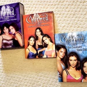 Charmed First 3 Seasons